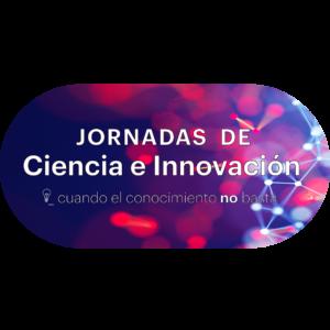 Logo Jornadas de ciencia e innovación
